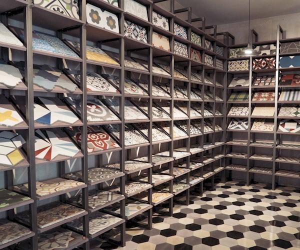 Mosaicos hidraulicos Barcelona | Azulejos hidraulicos