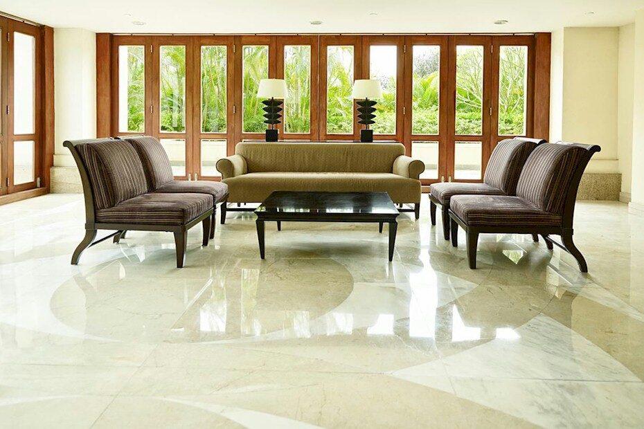 Por que elegir un suelo de marmol para una vivienda