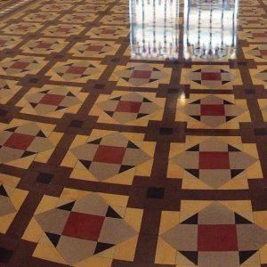 Restaurador mosaico Nolla